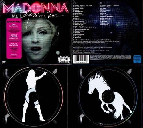Confessions Tour DVD/CD set | ...