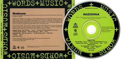 p-2033-Madonna_-_Words_and_Music_PRO-CD-9209.jpg