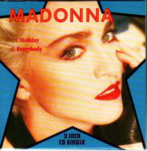 Into The Groove German 3 Cd Single Madonnashop
