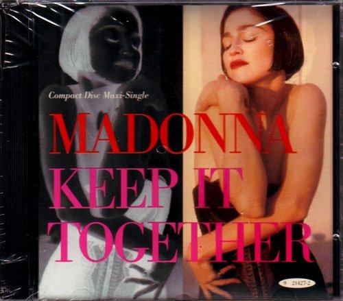 Keep It Together Us Maxi Cd Madonnashop
